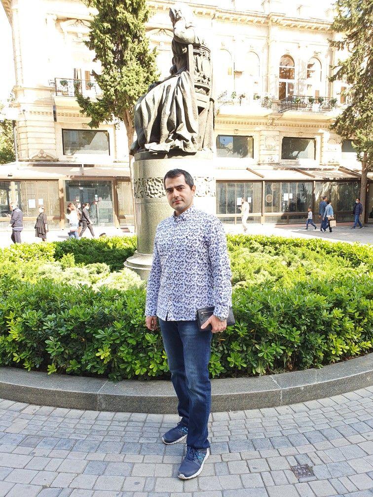 əziz əliyev Kucəsi Baki شارع عزيز علييف باكو Aziz Aliyev Street Baku Azərbaycan Baki Azerbaijan Baku ا In 2021 Ruffle Blouse Fashion Women S Top