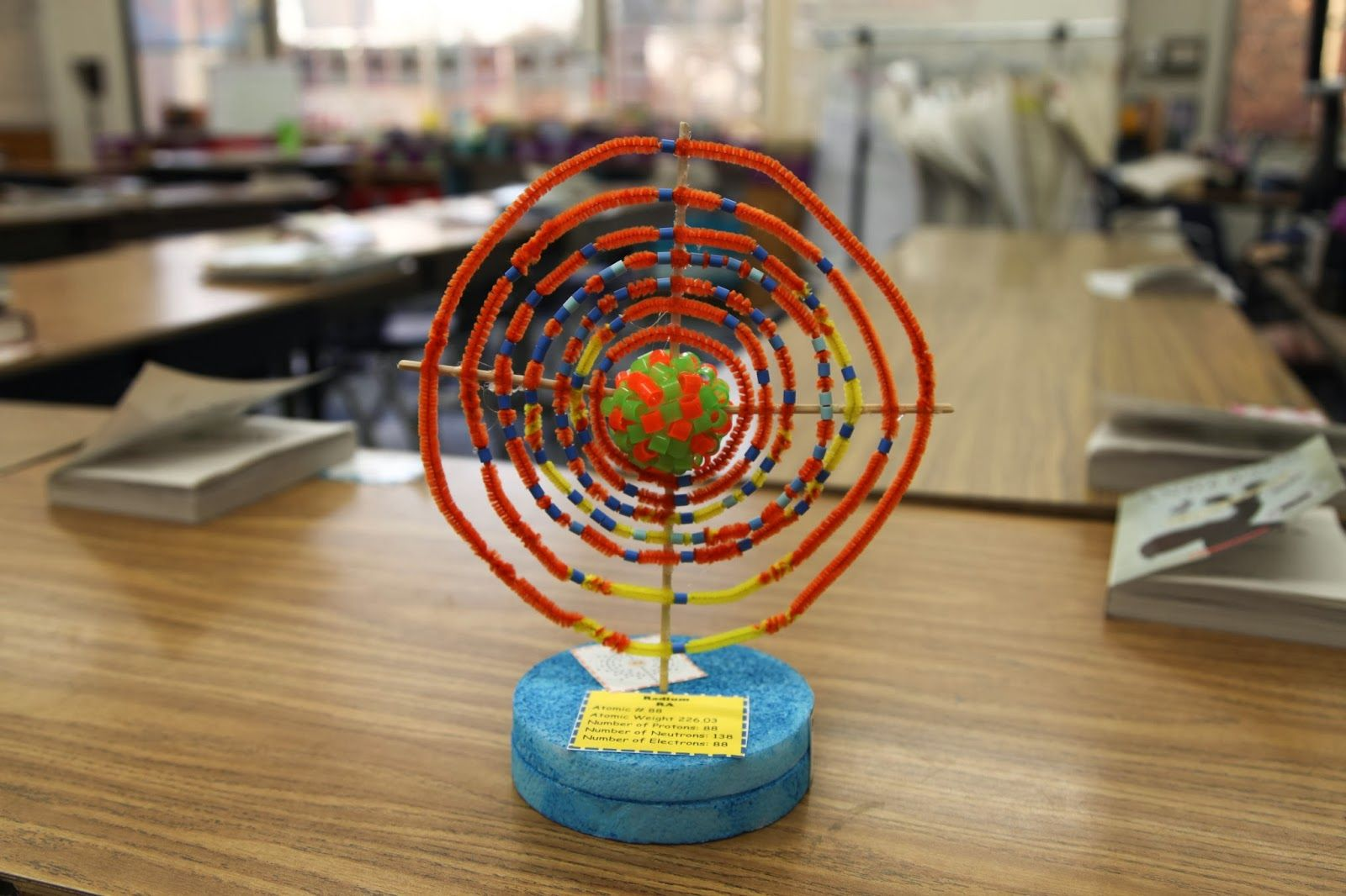 3D Animal Cell Model DIY Cell project Pinterest