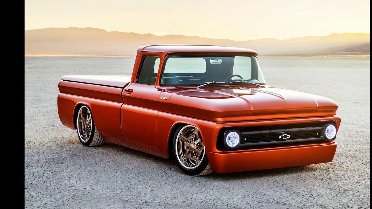 Video: 1962 Chevrolet E-10 Electric Truck Concept - # ...