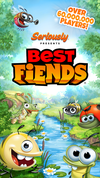 Best Fiends Puzzle Adventure v4.7.0 [Mod Money/Energy