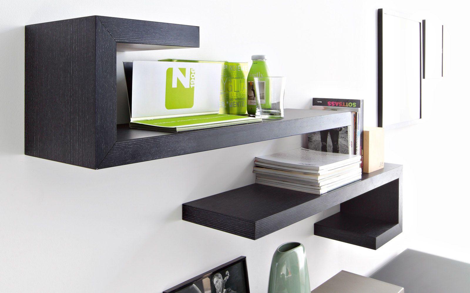 Redoutable étagère murale salon design