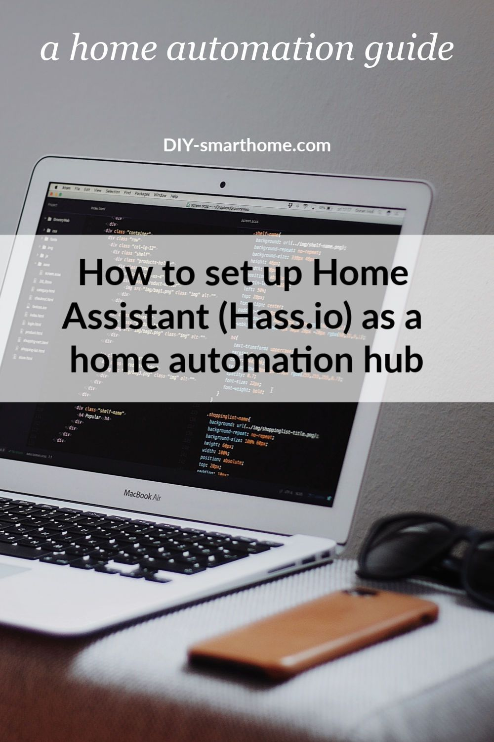 How to set up Home Assistant as a home automation hub #automation