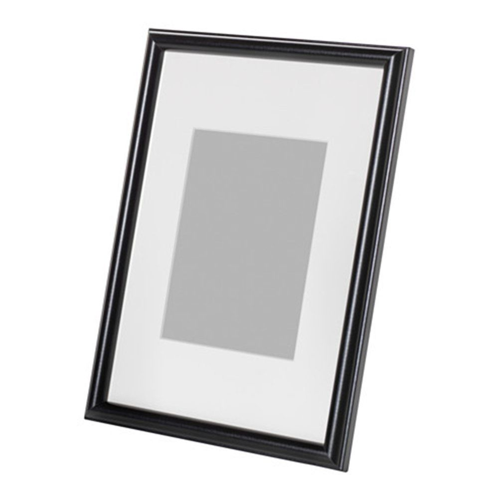 Ikea Marietorp Frame 8 1 4x11 3 4 Black Photo Holders 1 Click Image For More Details This Is An Affiliate Wall Frames Ikea Wall Picture Frames For Sale