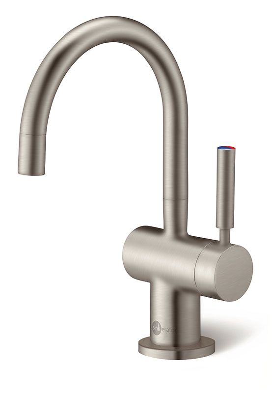 Insinkerator Contemporary Hot And Cold Water Tap Hc3300 In Brushed