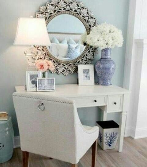 White! Home Pinterest Bedrooms, House and Makeup rooms
