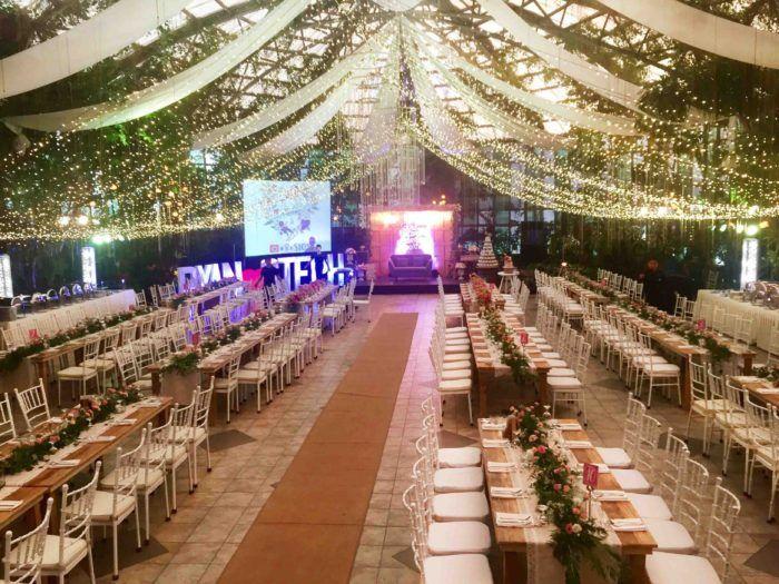 Garden Events Venue Pasig Manila Garden Wedding Venue Starry