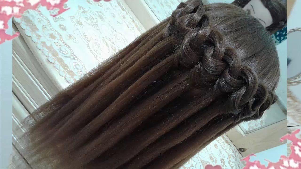 Varios peinados peinados pelo largo faciles Imagen de tutoriales de color de pelo - peinados recogidos faciles para cabello largo bonitos y ...