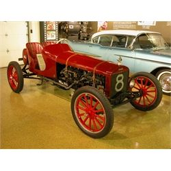 Ford Model T Speedster No 8 With Twin Model T Engines Museum Of
