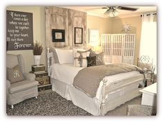 Image result for shabby chic master bedroom ideas