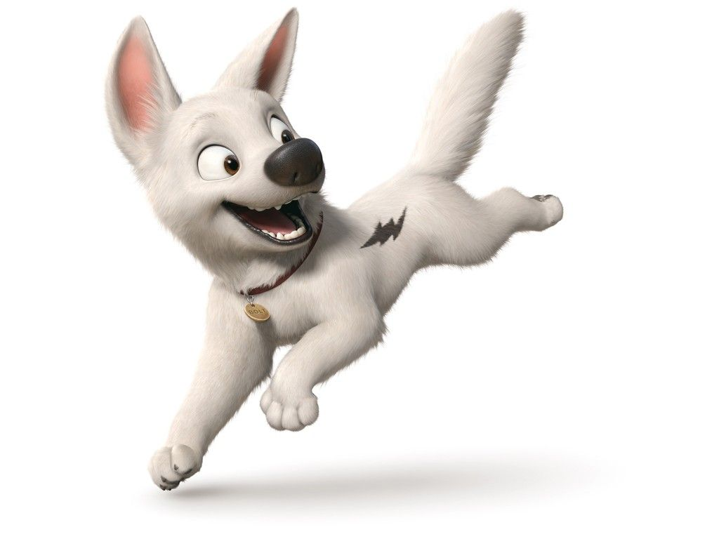 What Disney Dog Are You? Bolt disney, Bolt characters