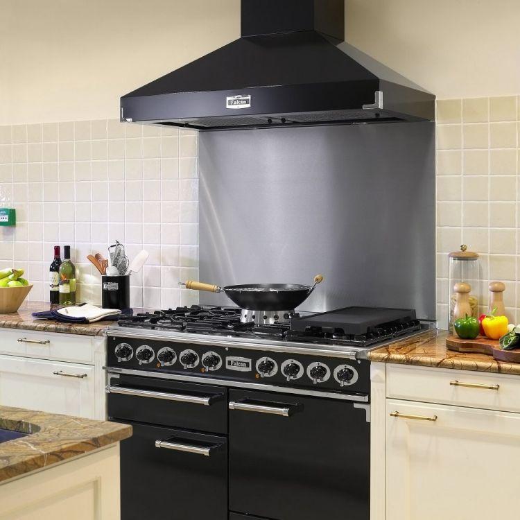 Spritzschutz Fur Kuche 90 Coole Ideen Fur Kuchenruckwand Classy Kitchen Stainless Steel Splashback Splashback