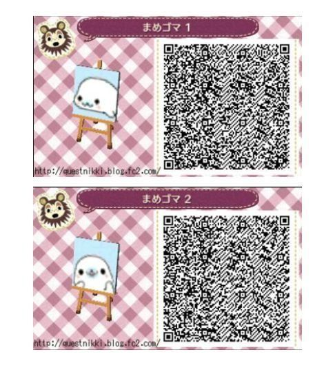 Pin on Animal Crossing QR Codes