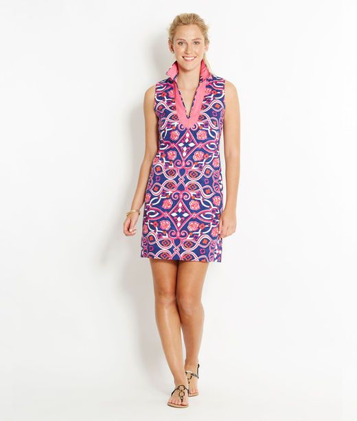 d14abc71f3 Shell Scarf Tunic Dress from Vineyard Vines! | JLPB <3 Vineyard ...