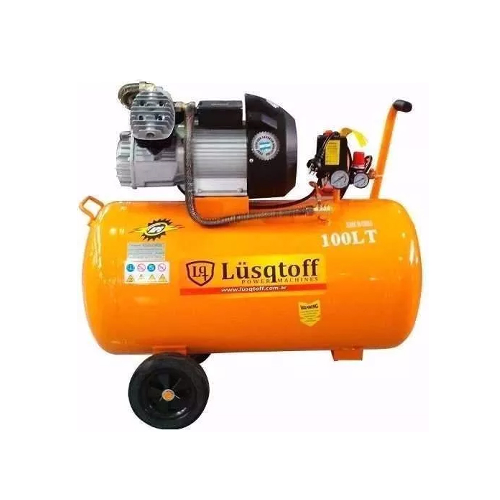 Compresor de aire LC 40100Bd Lusqtoff 100lts Products in