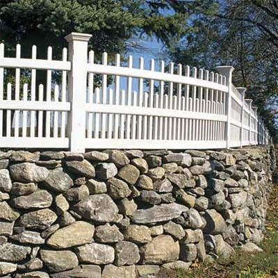 all about wood fences - Wall Fencing Designs