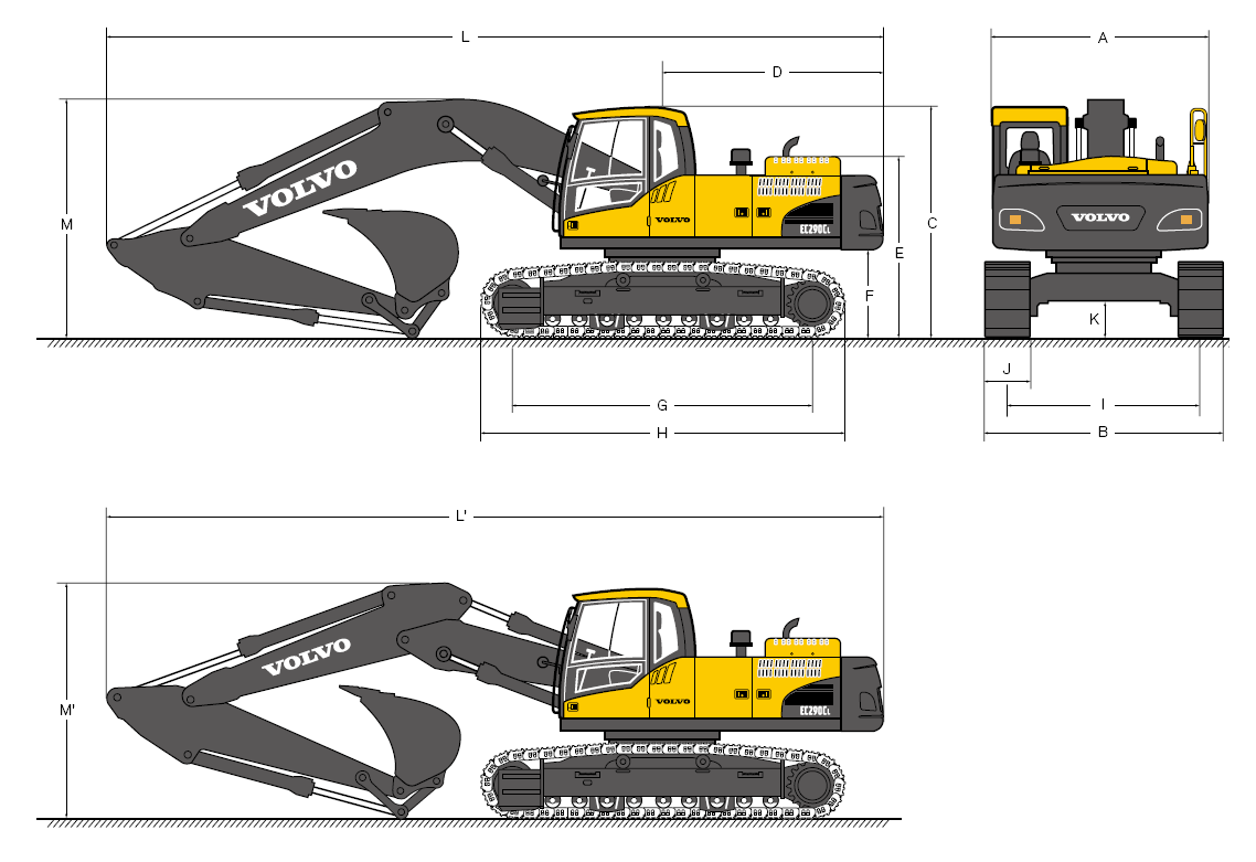 Mini Excavator, Repair Manuals, Volvo, Concept Cars, Schedule, Routine,  Automobile