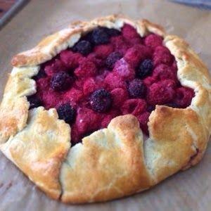 Gluten Free in Orlando: Gluten Free Raspberry Crostata