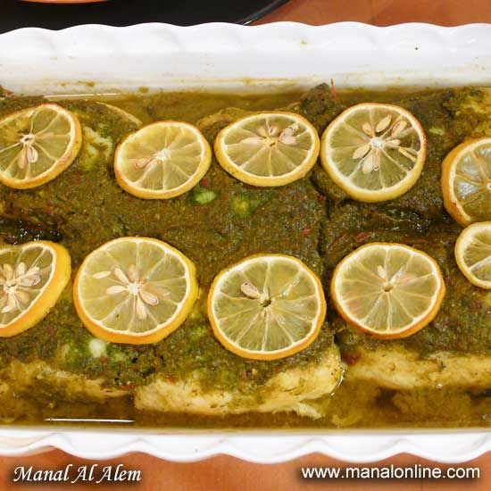 فيليه السمك بالفرن بالليمون Seafood Food Recipes