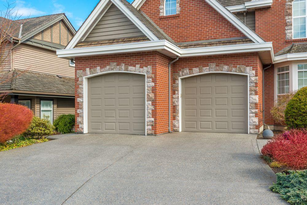 60 Residential Garage Door Designs Pictures Dream Home