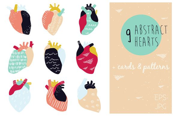 A piece of heART by Julia_Meise on @creativemarket