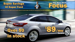 The 89 A Month Lease On The Ford Focus At Larry H Miller Super Ford Salt Lake City Ford Focus Sedan Ford Focus 2012 Ford Focus