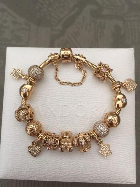 bijoux pandora ocasion