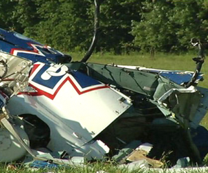 Pilot James Freudenbert Crashes Medical Helicopter Because