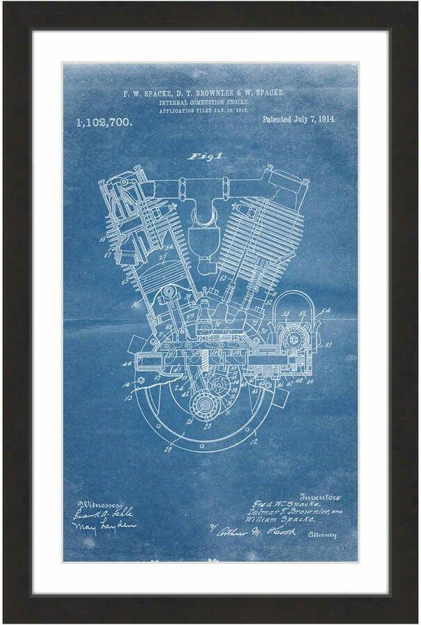 1914 engine blueprint art astrophysics art space science 1914 engine blueprint art malvernweather Image collections