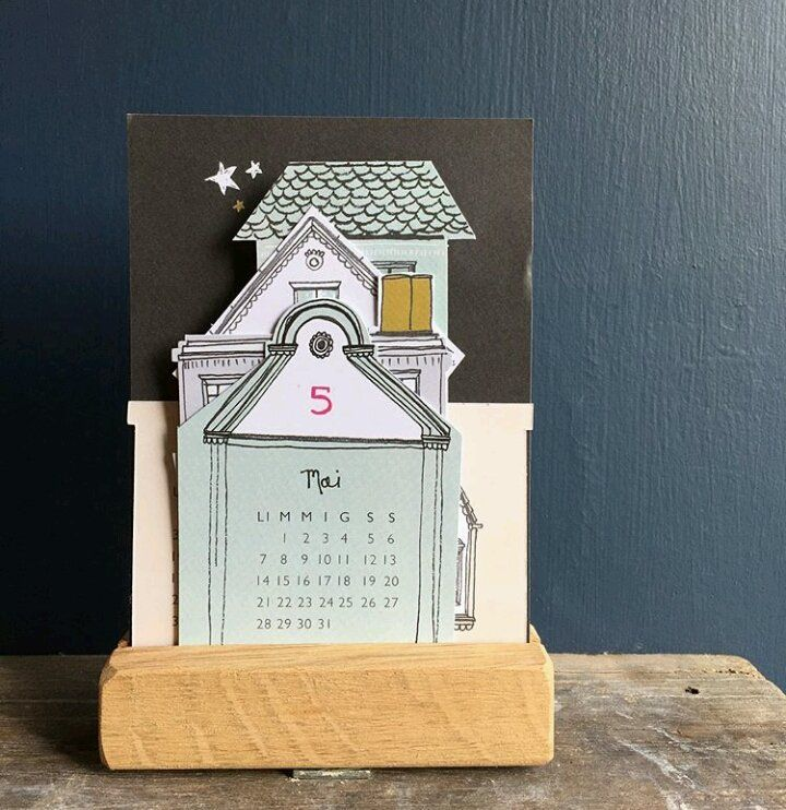 Get More Personalized With These 12 Diy Desk Calendar Ideas