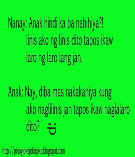 Pinoy Jokes May 2010 Funny Joke Quote Jokes Quotes Tagalog Quotes