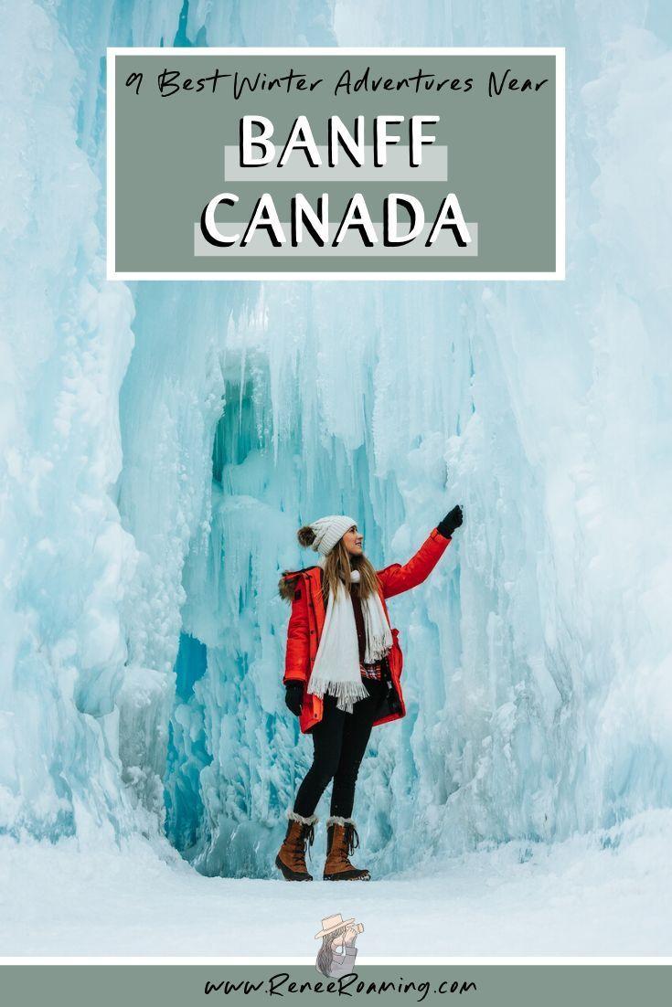 Photo of 9 Best Winter Adventures Near Banff, Canada