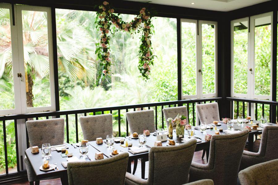 Intimate Wedding Venue Tucked Away In Botanic Gardens Singapore William And Velda S Sweet