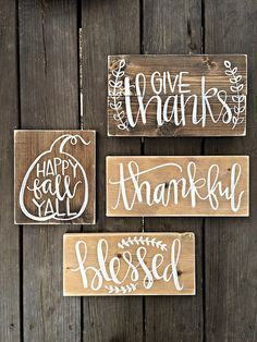 1000 Ideas About Fall Signs On Pinterest Thanksgiving Signs Wooden Signs Diy Diy Fall Fall Decor