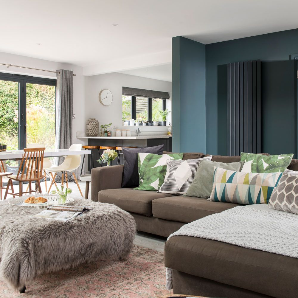Open-plan living room ideas to inspire you | Open plan ...