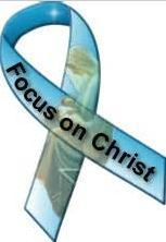 Free Scripture Tags & Focus on Christ Awareness Ribbon at Rich Gifts Graphics & Blog Design for Christian Ministry
