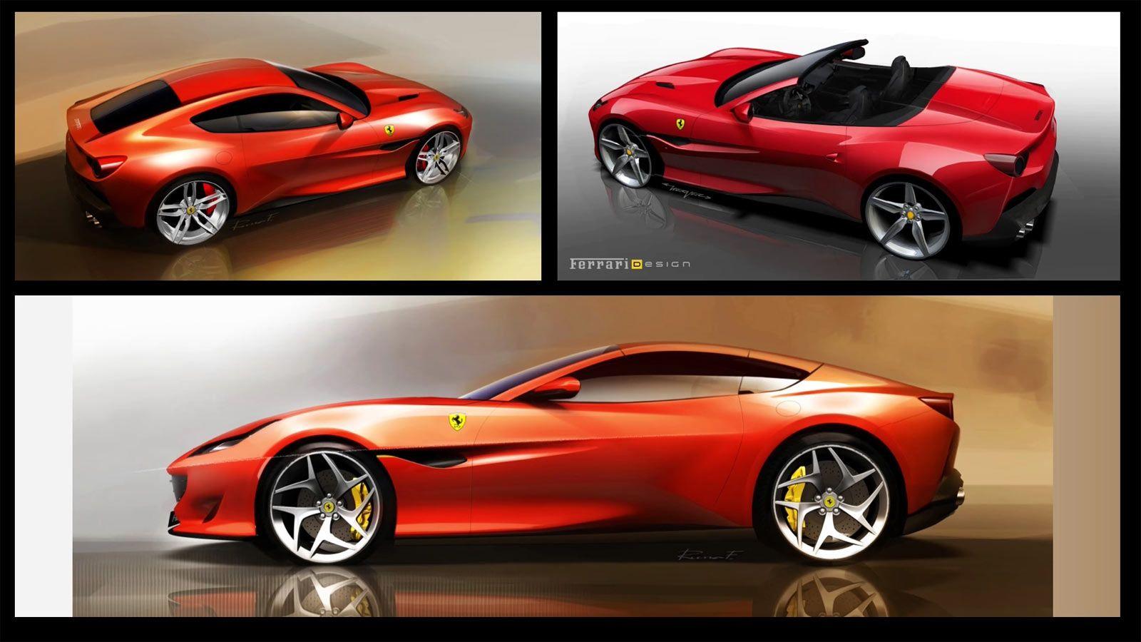 Ferrari Enzo picture # 74 of 76, Design Sketches, MY 2002 ... |Ferrari Design Sketches