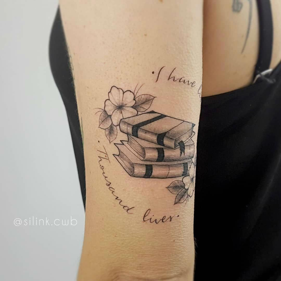 Geometric Design Tattoo Geometrictattoos In 2020 Bookish