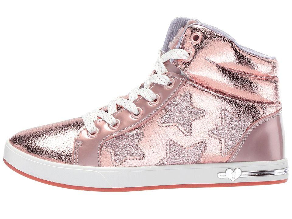 17f75371b0731 SKECHERS KIDS Shoutouts 84320L (Little Kid/Big Kid) Girl's Shoes ...
