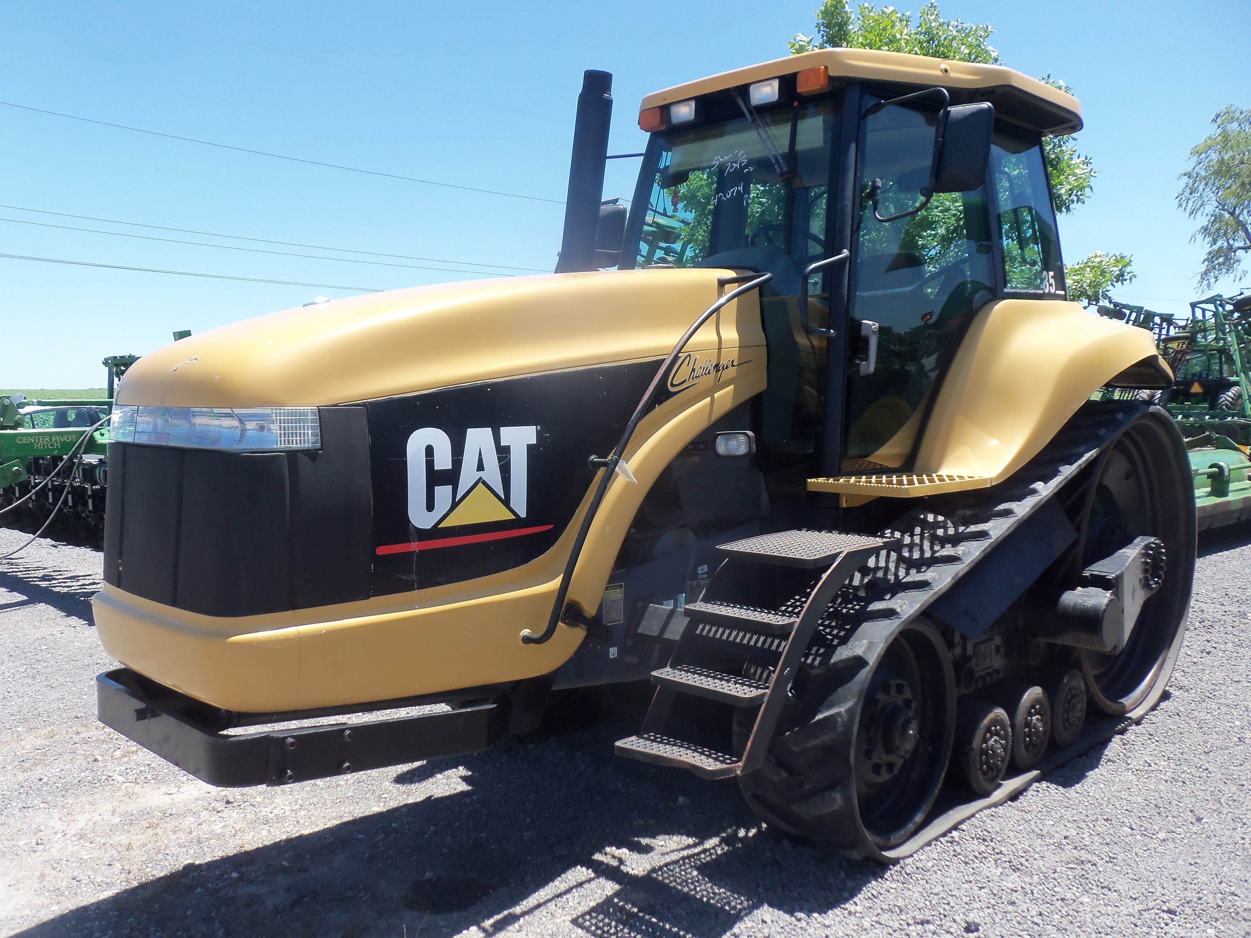 Caterpillar Challenger 35 tractor Agriculture tractor