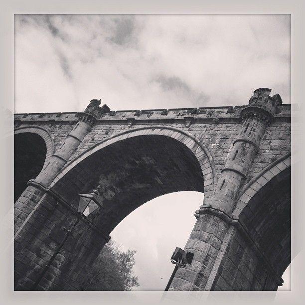#knaresborough #nidd #viaduct