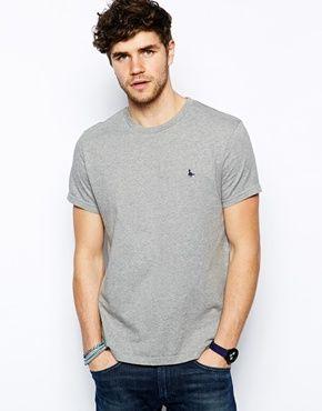 b8784c81667 Jack Wills Sandleford T-Shirt with Pheasant Logo   1   T shirt vest ...