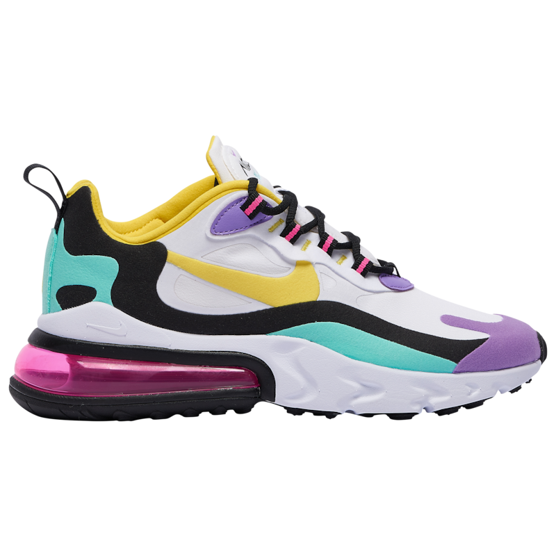 Nike Air Max 270 React - Women's | Foot Locker | Nike air ...