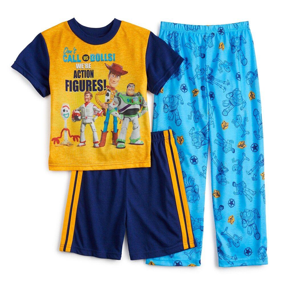Disney Toy Story PyjamasKids Toy Story Pyjama SetBoys Toy Story Short PJs