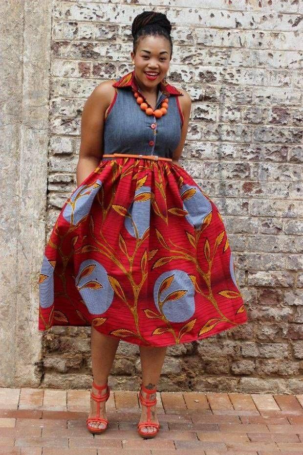 Fabulous Ankara African Print Styles For Plus Size Women African