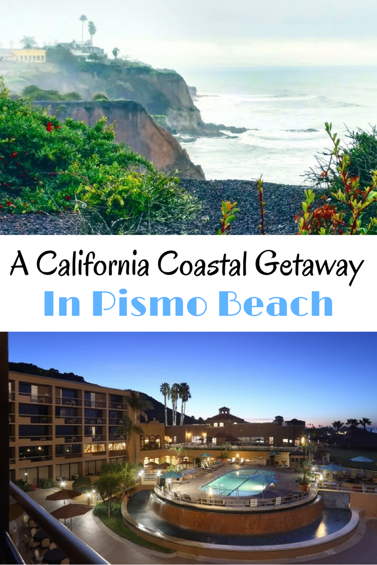 Where To Stay On The California Central Coast In Pismo Beach Perfect Coastal Getaway At Cliffs Resort