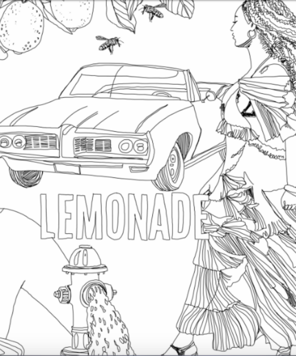 The Lemonade Coloring Book You Ve Been Waiting For Coloring Books Beyonce Lemonade Coloring Pages