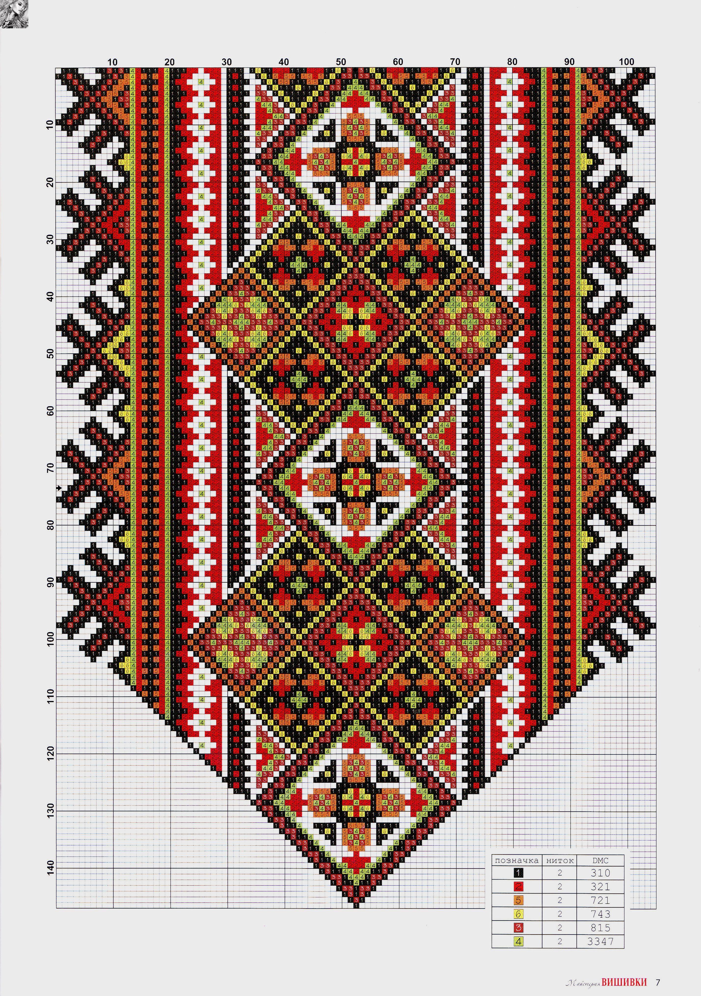 892382345b5317 Українська вишивка | схеми для вишивки | Ручна вишивка, Візерунки ...