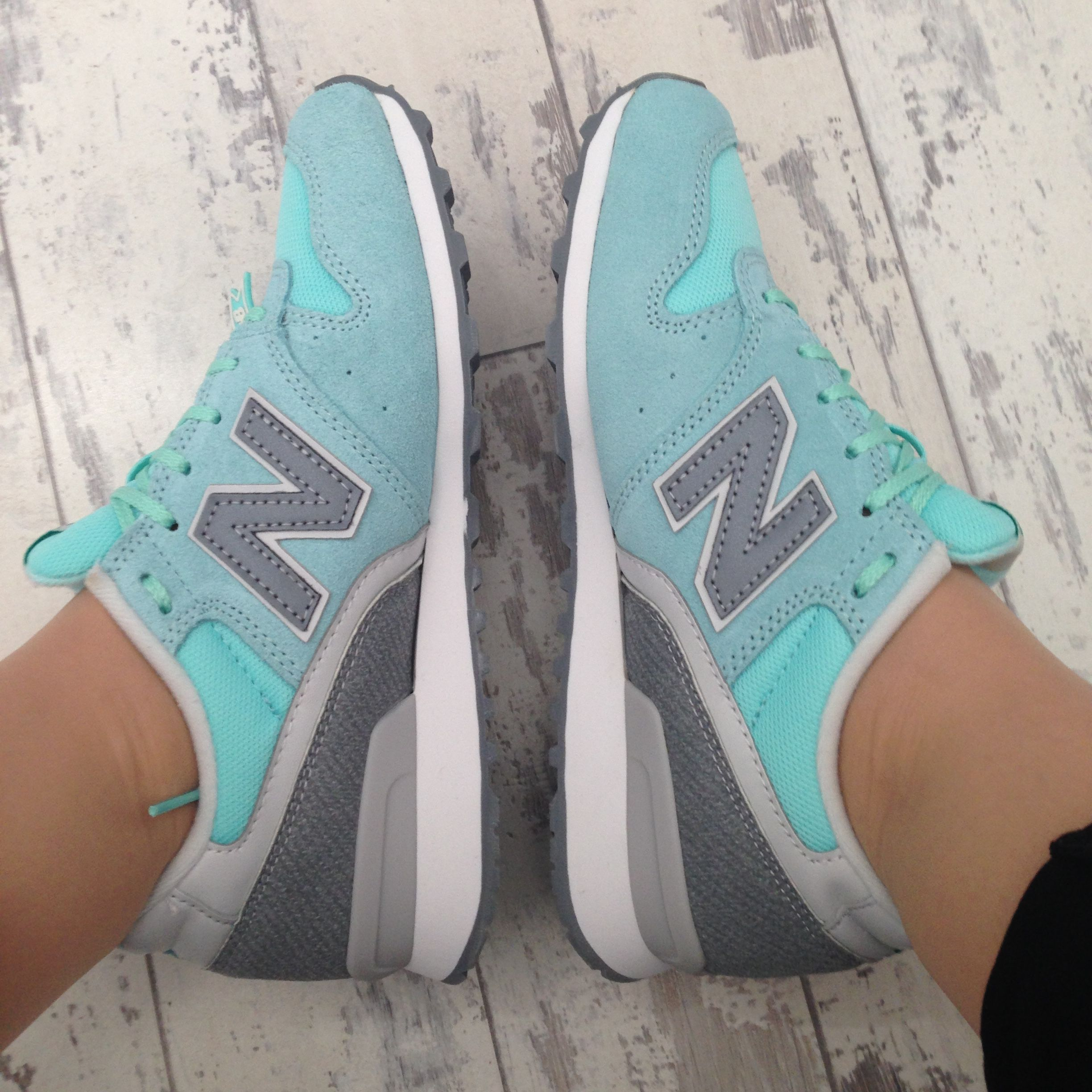Ma new balance turquoise  #newbalance #sneakers #baskets