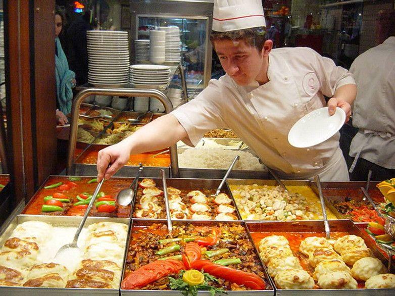 Great Turkish food - Istanbul, Istanbul