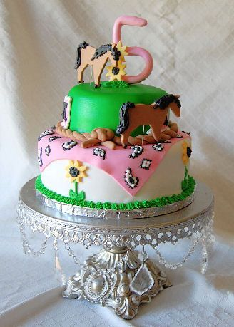 Cute Horse Cakemaybe For Avas Th Birthday Birthday Party - Horse themed birthday cakes